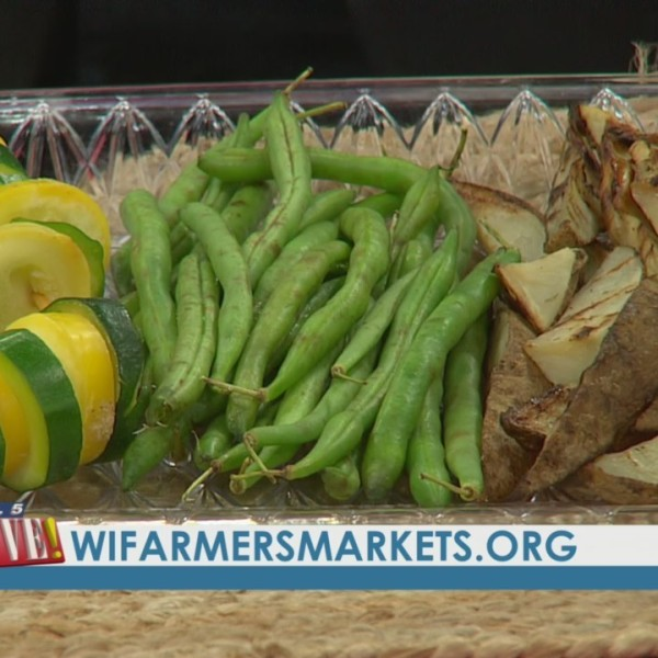 Alice in Dairyland: Grilling Wisconsin Vegetables