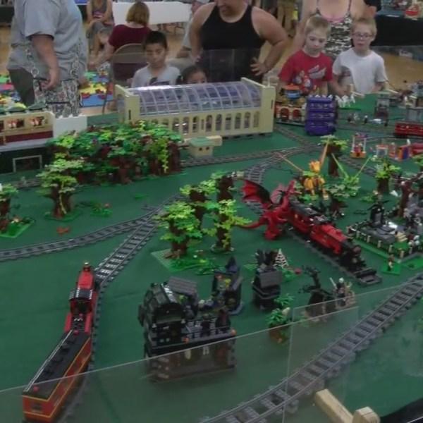 Bay Beach Hosts Lego Event
