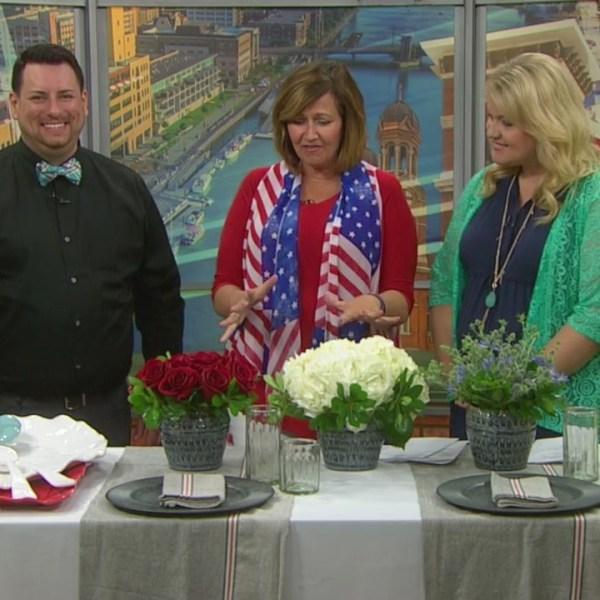 Buds n' Bloom: Patriotic Home Goods