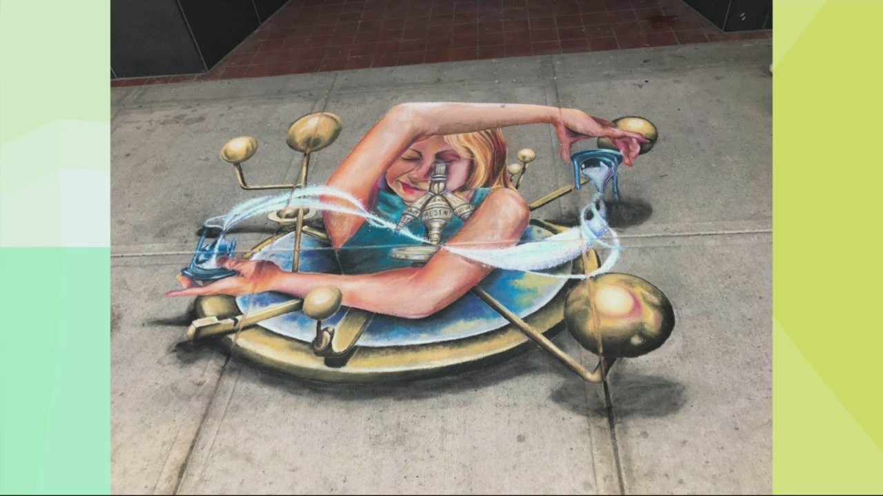 Chalk on the Town 2018