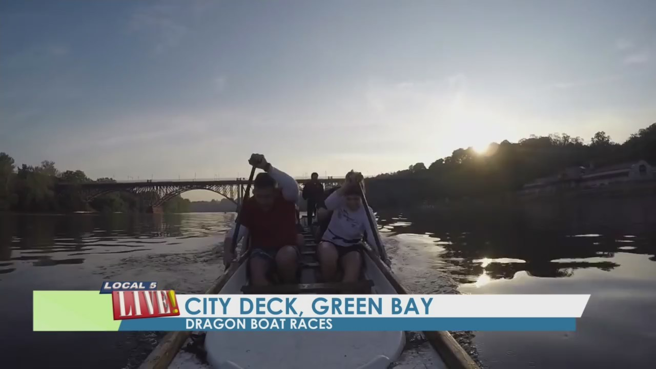 Greater Green Bay Dragon Boats Races