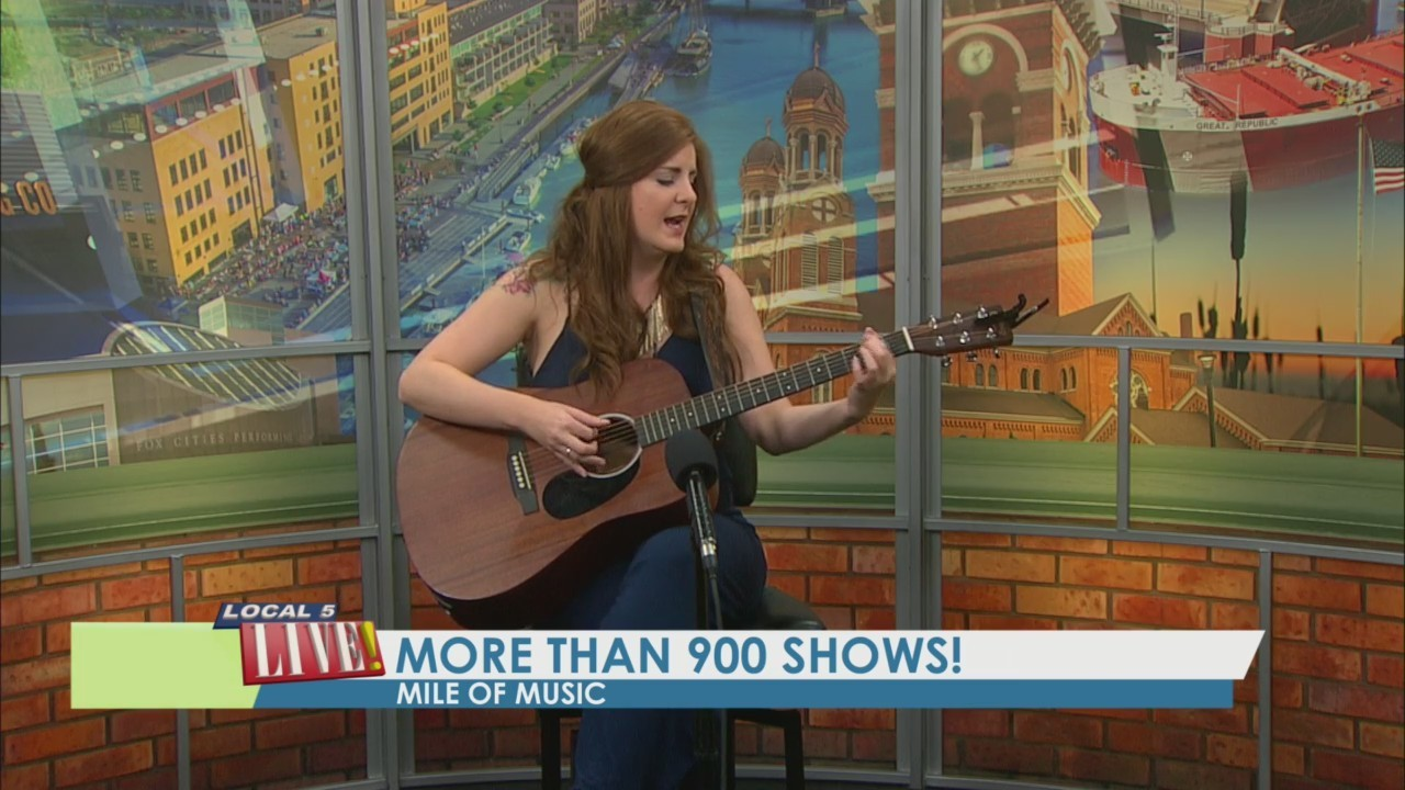 Mile of Music: Camille Rae