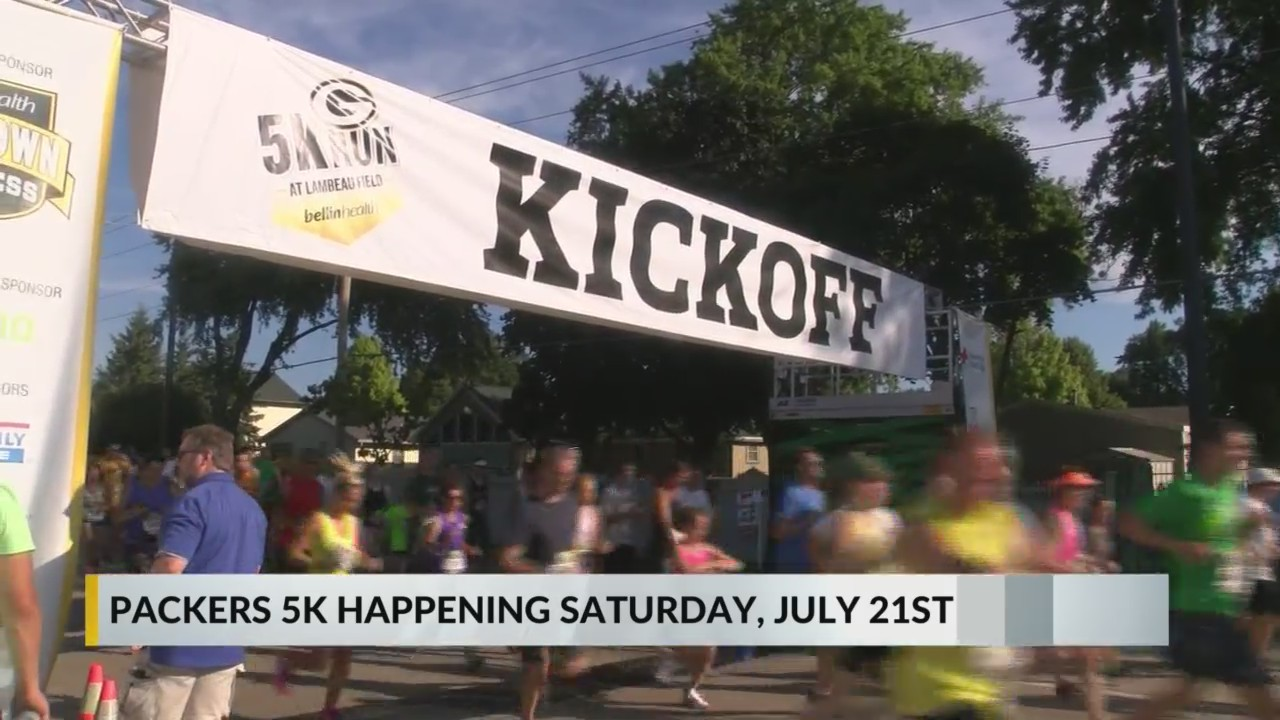 Packers 5k Run/Walk