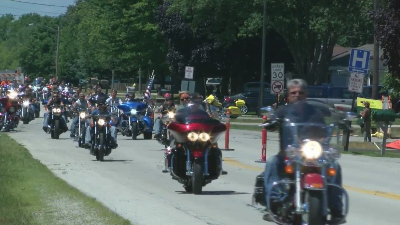 Pearly Gates Ride for Veterans