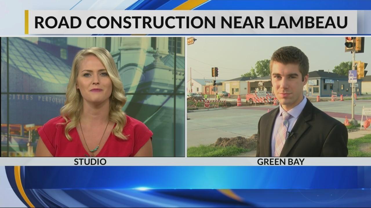 7am Packers Preseason Construction