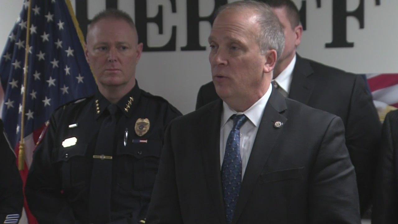 AG Schimel Introducing Meth Cleanup Program