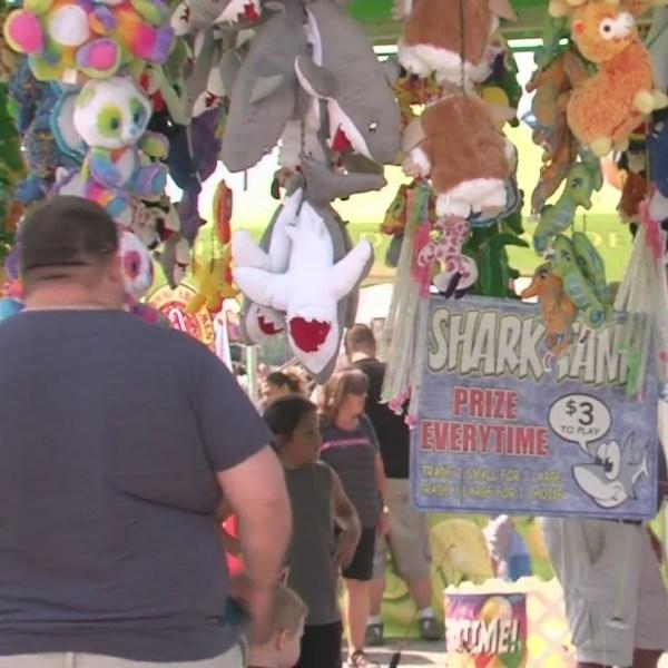 Brown County Fair is underway