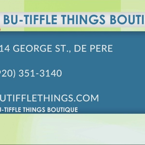 Bu-Tiffle Things Boutique Fall Football Fashion