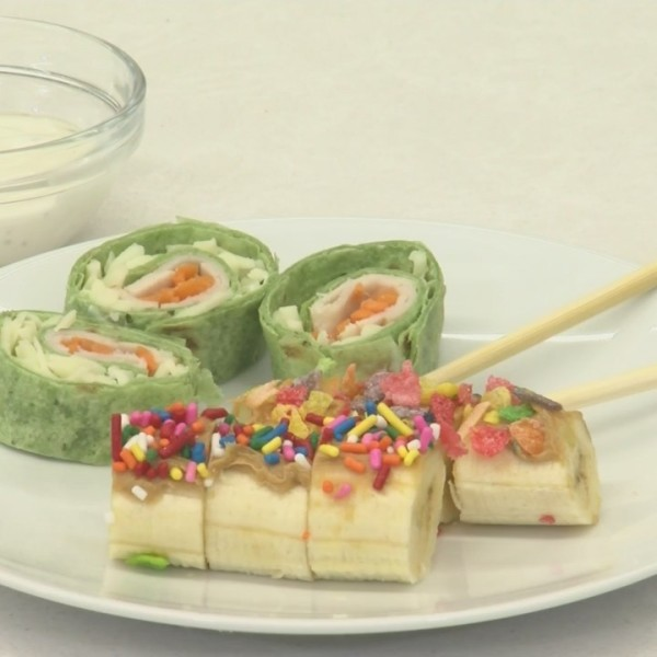 Kid-Friendly Sweet and Savory Sushi