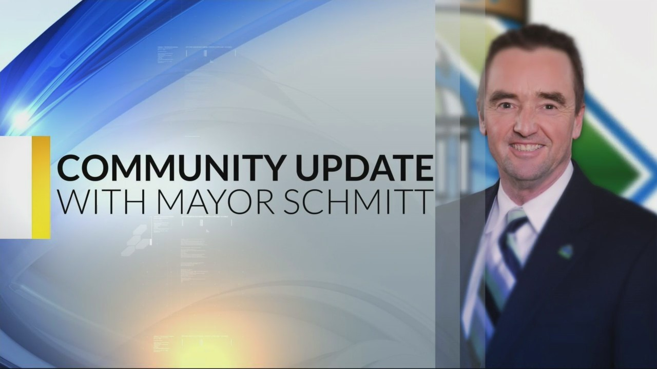 Mayor Schmitt's Community Update: 8-28-18