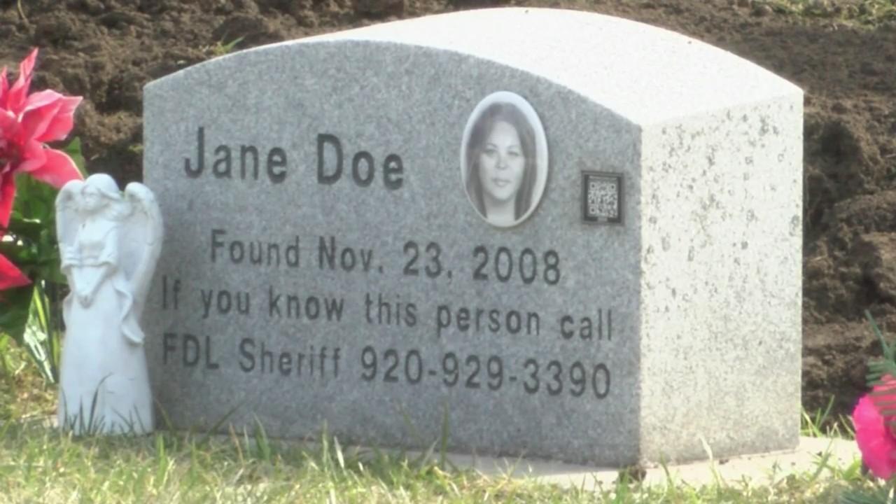 New Lead in Jane Doe Case PKG