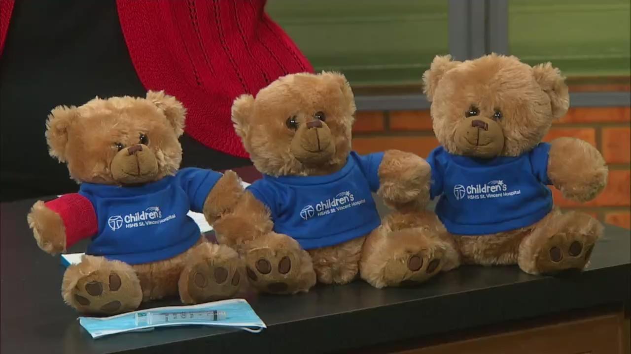 Prevea Offers Teddy Bear Clinic Friday