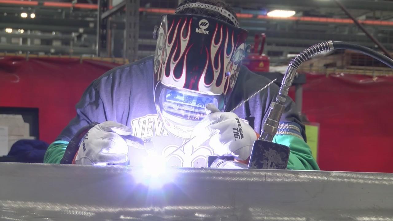 Rep. Gallagher, Fox Valley Metal-Tech Talk Tariffs And Skilled Worker Shortage