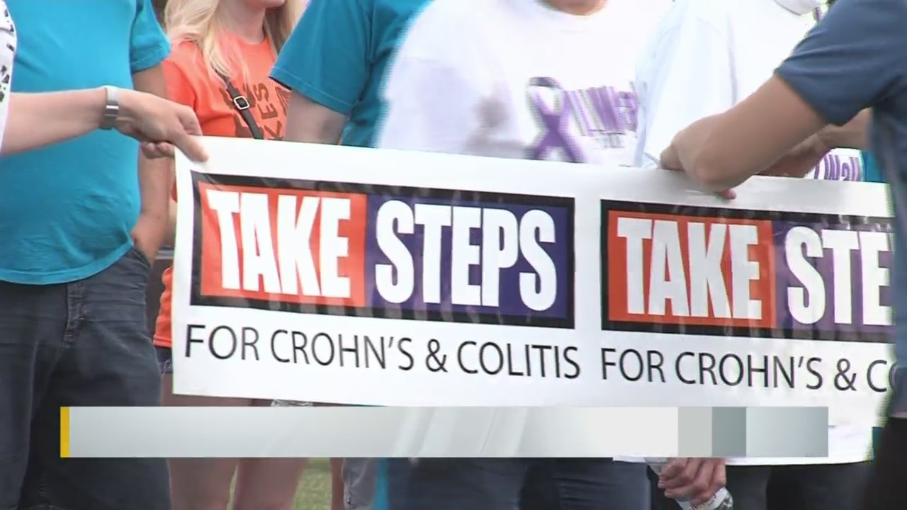 Take Steps Green Bay Walk - Crohn's and Colitis