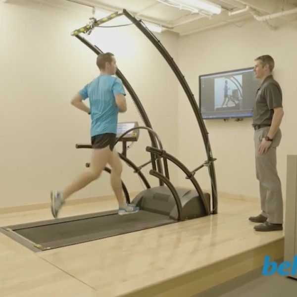 Your Health with Bellin: High Tech Movement Performance Lab