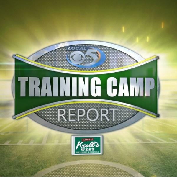 Training Camp Report