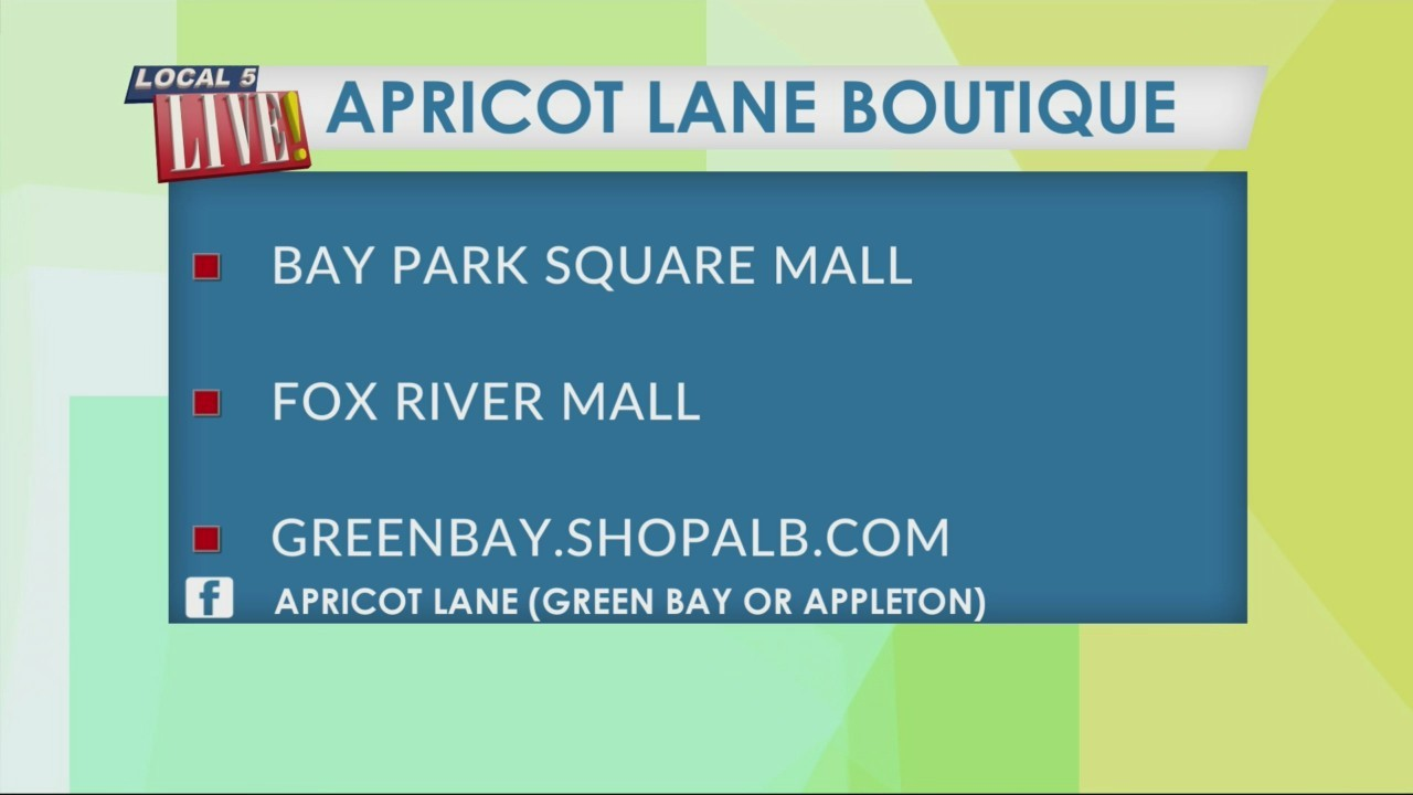 Apricot Lane Boutique: Fall Fashion 2018