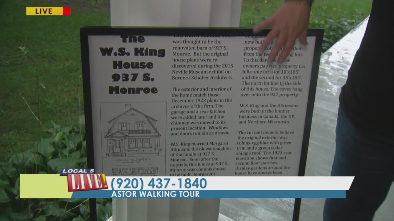 Astor Neighborhood Tour
