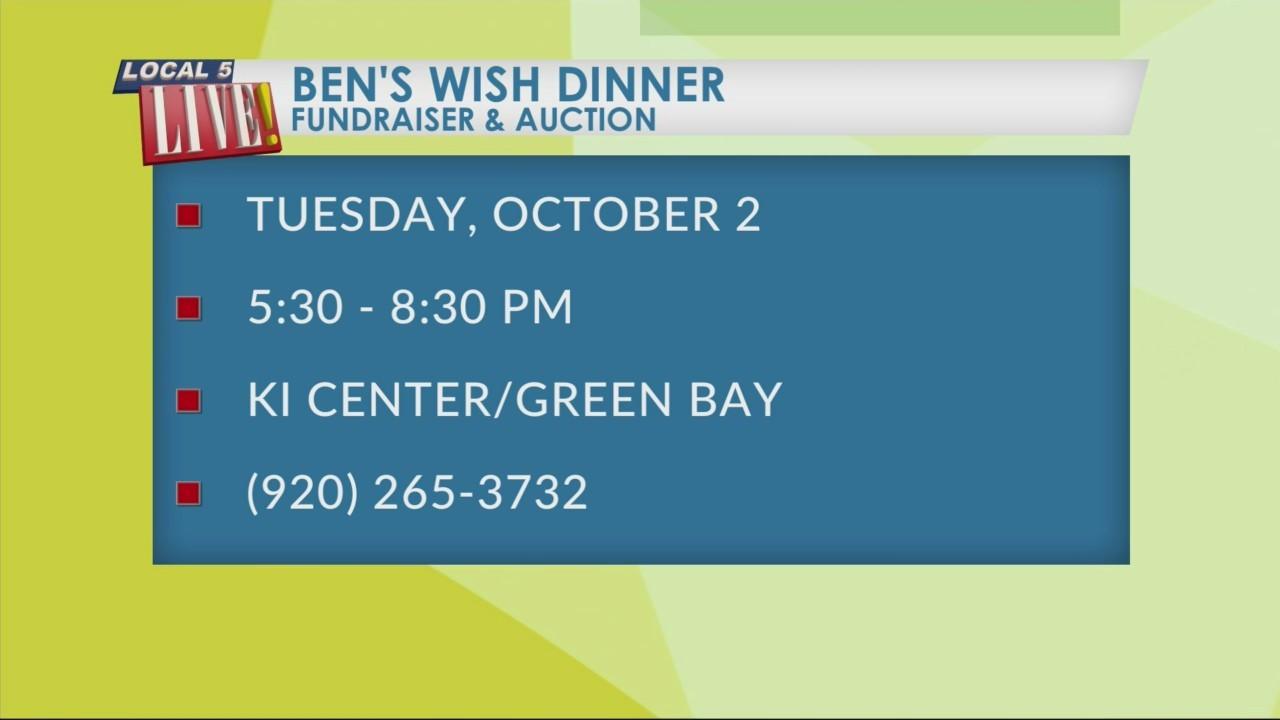 Ben's Wish Dinner
