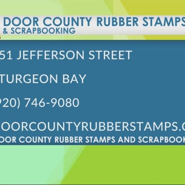 Creative Living: Door County Rubber Stamps and Scrapbooking