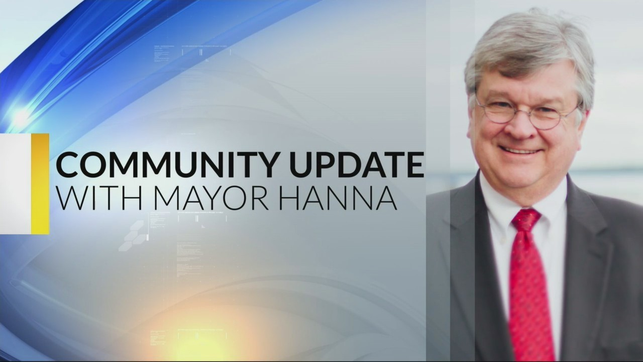 Mayor Hanna Community Update 9-18-18