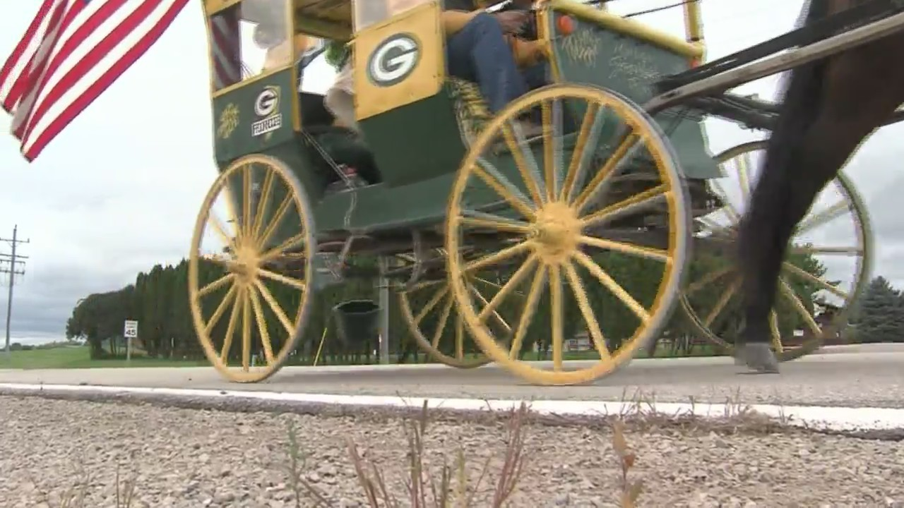 Packers Buggy