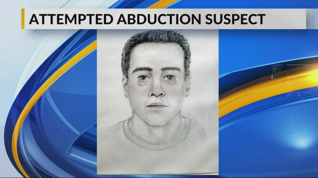 Attempted Abduction Suspect Sketch Released