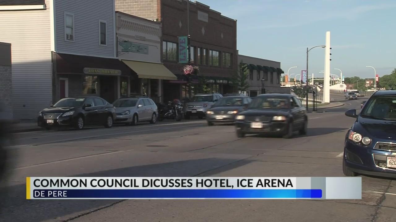 De Pere Hotel and Ice Arena