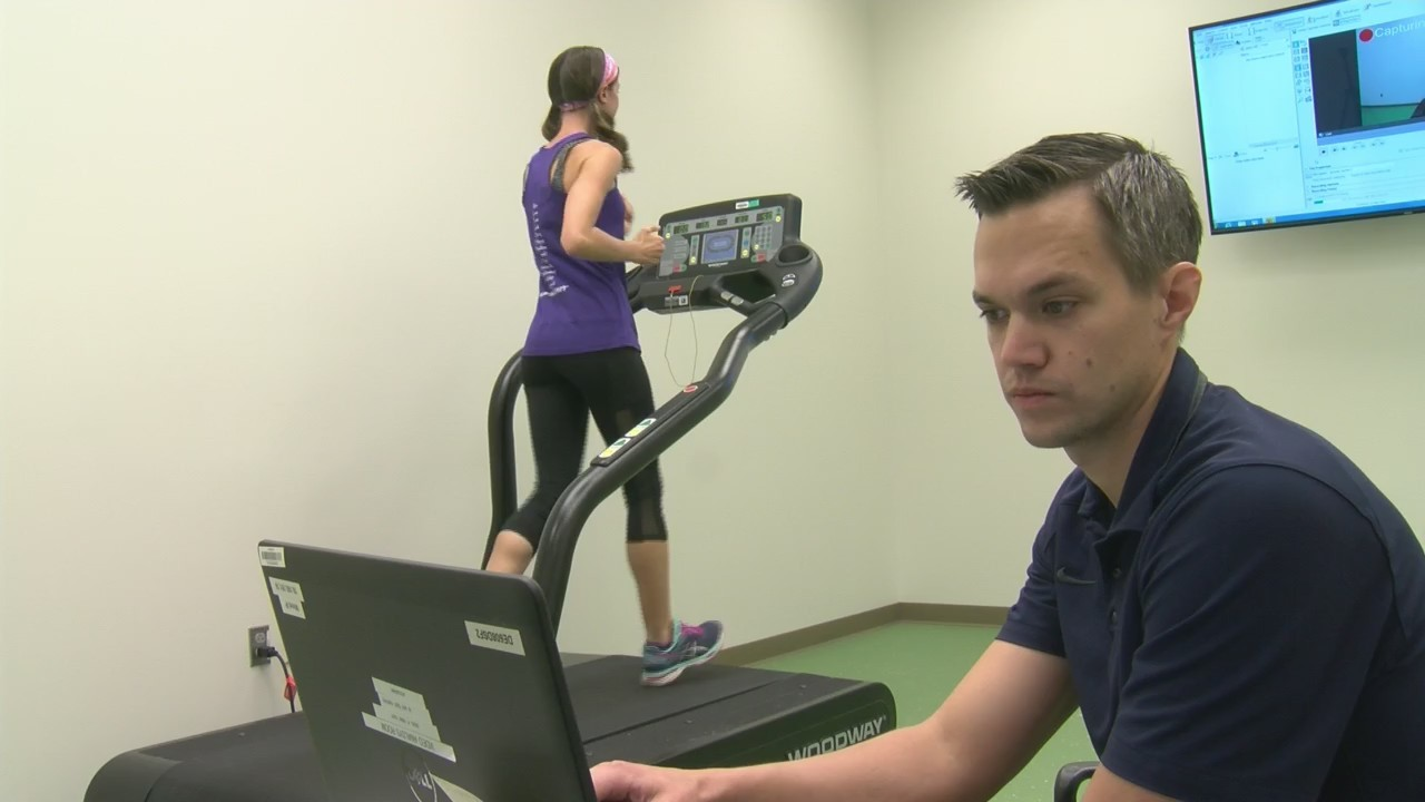 HealthWatch-Spooky Sprint Training