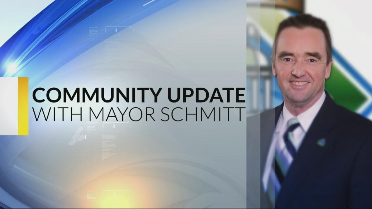 Mayor Schmitt's Community Update: 10-23-18