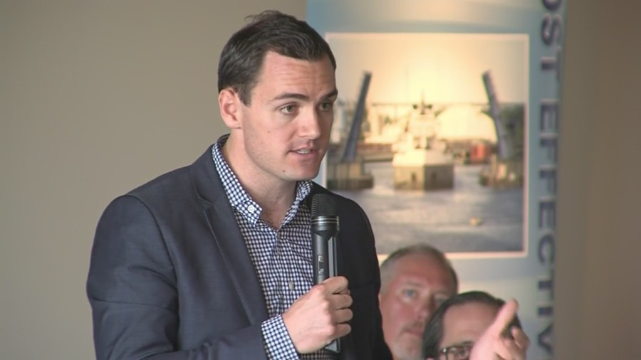Congressman Mike Gallagher on Local 5 This Morning