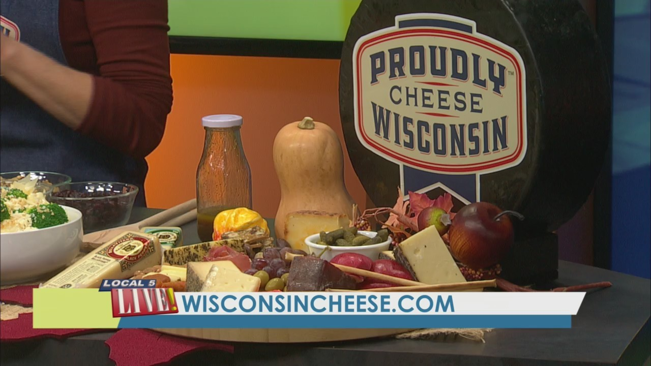 Holiday Recipes using Wisconsin Cheese