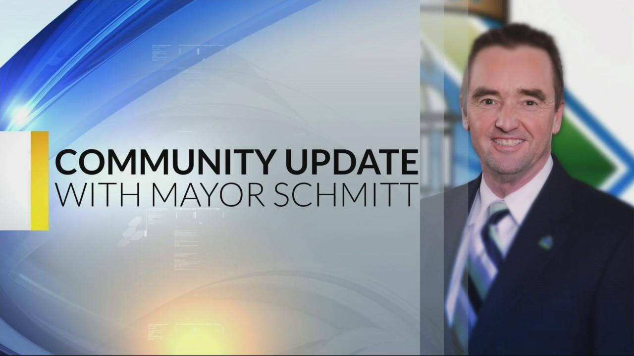 Mayor Schmitt Community Update: 11-6-18