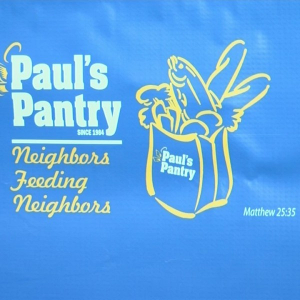 Randall Cobb Paul's Pantry