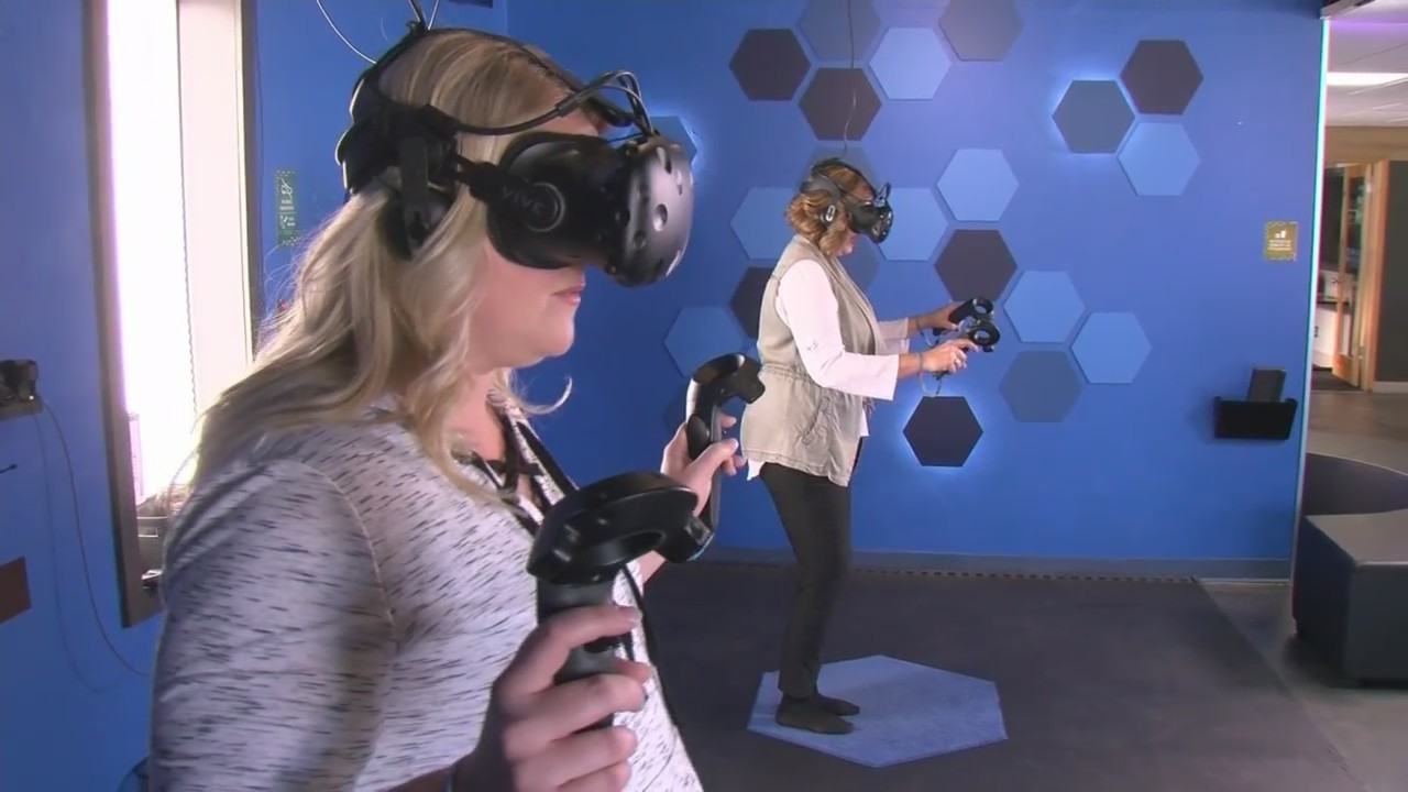 Road Trip: Edge VR