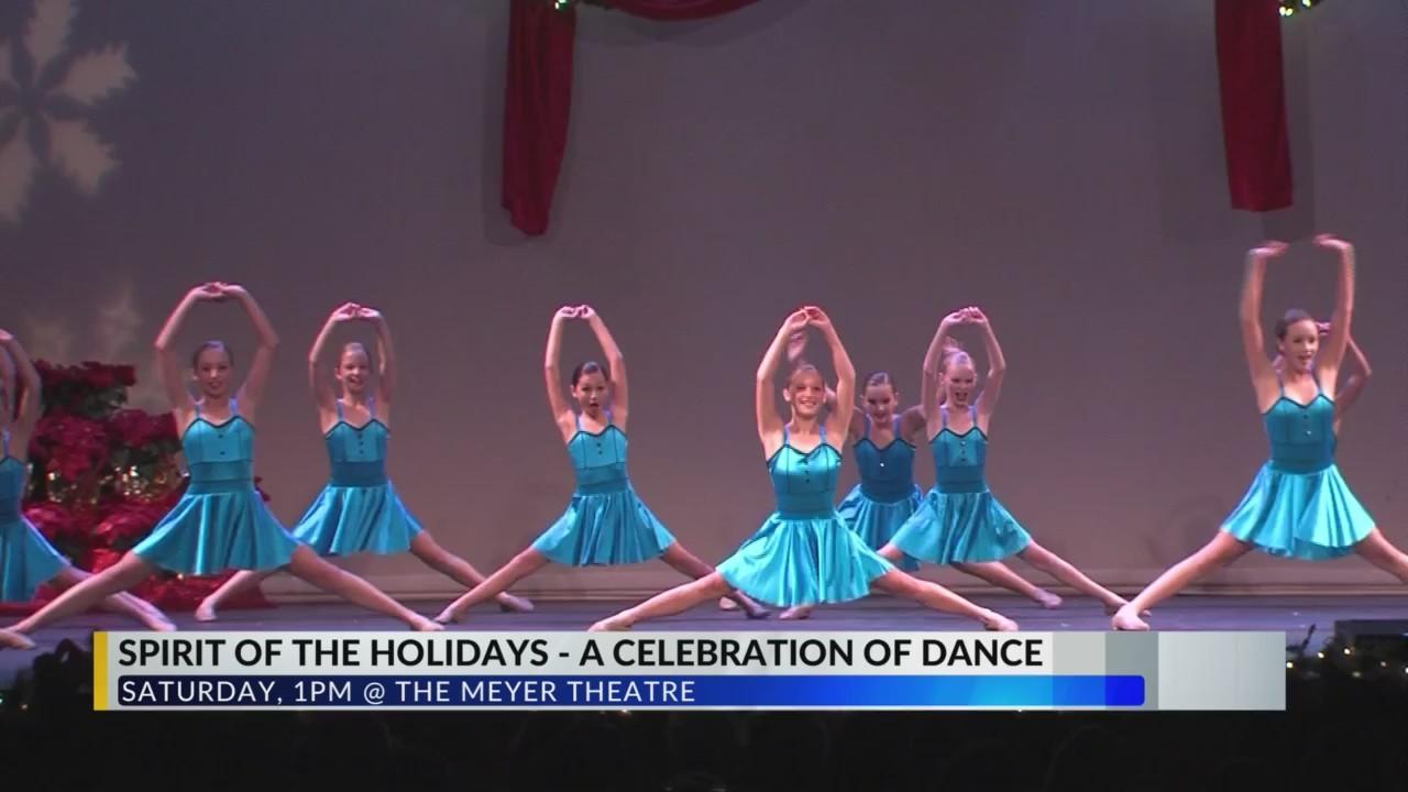 Spirit of the Holidays - Celebration of Dance