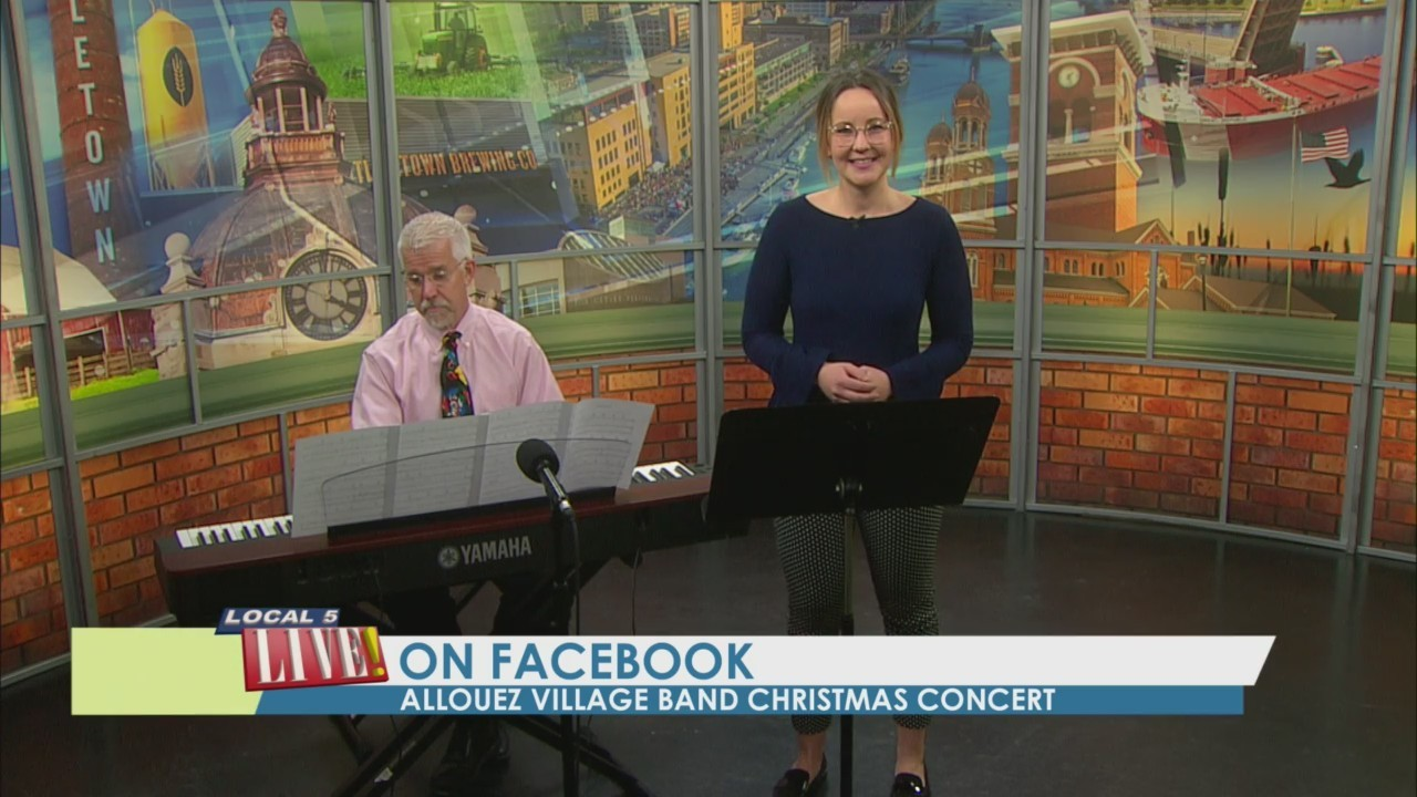 Allouez Village Band Christmas Concert
