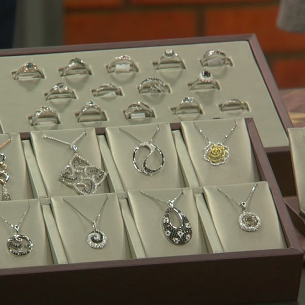 Bountiful Boutiques: Diamonds and Gold