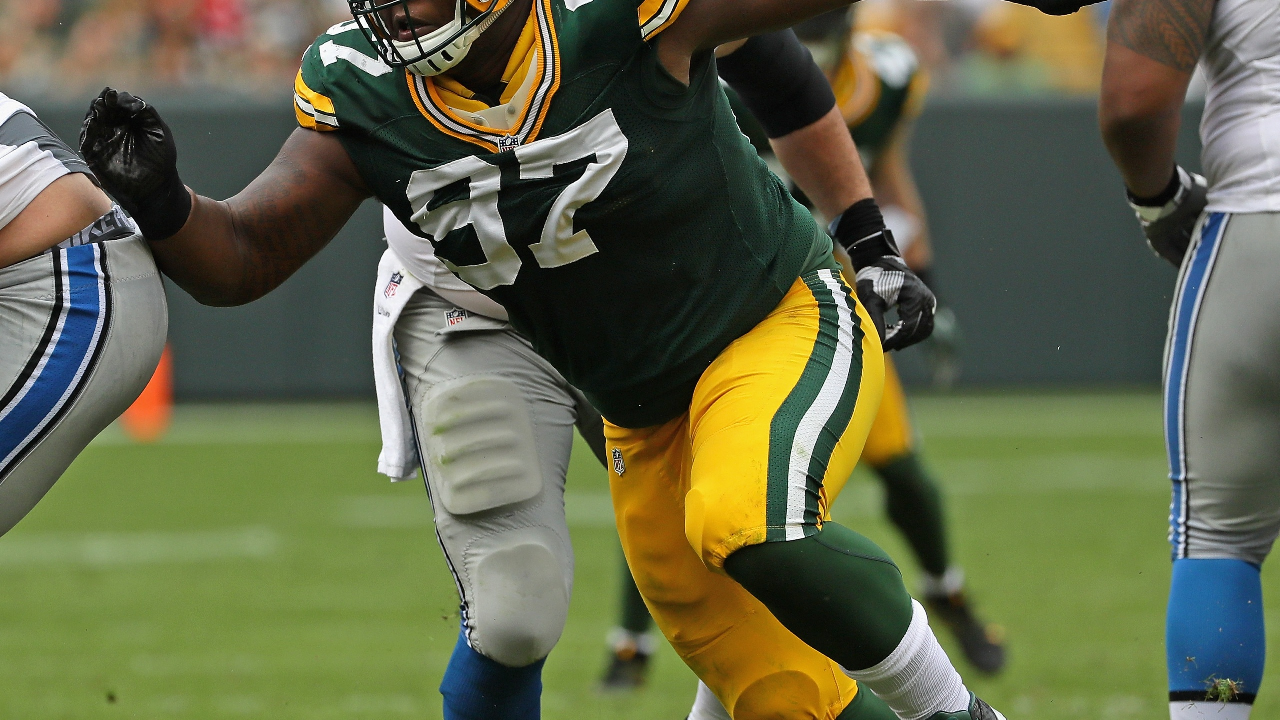 Packers Kenny Clark