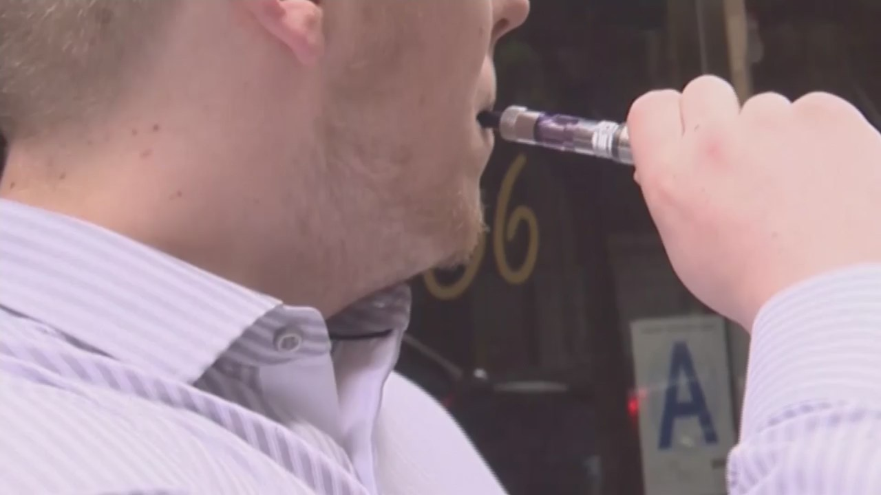 Some Teens Don't Realize Vaping Products Have Addictive Nicotine, Medical Expert Says