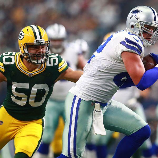 Packers Blake Martinez vs. Dallas