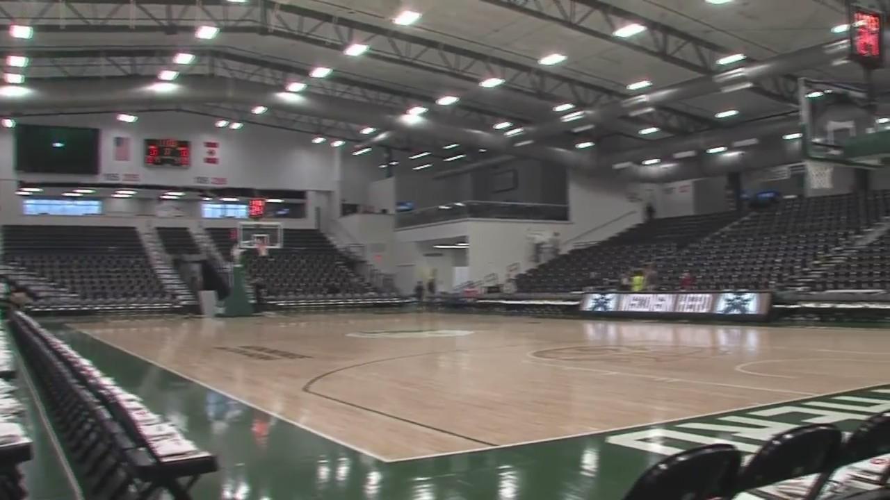 Menominee Nation Arena Women's Basketball Team