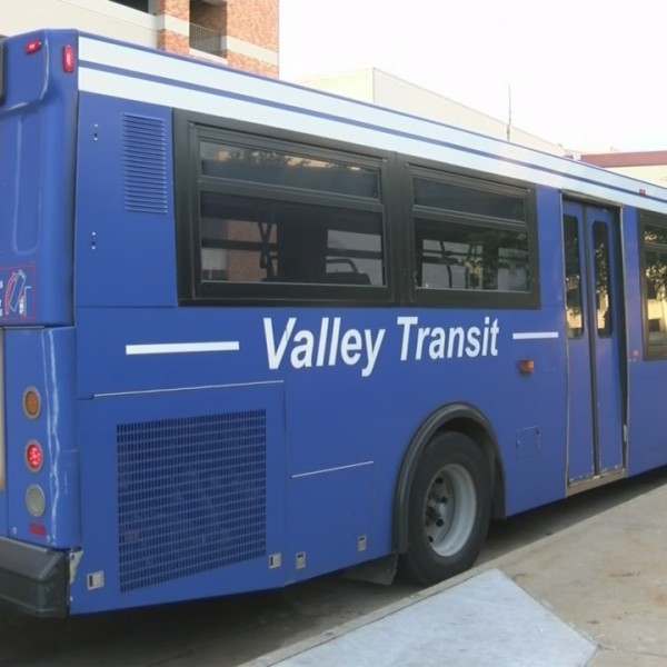 New Valley Transit Bus