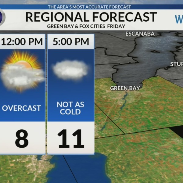 Regional Forecast: Green Bay/Valley 2/1/2019