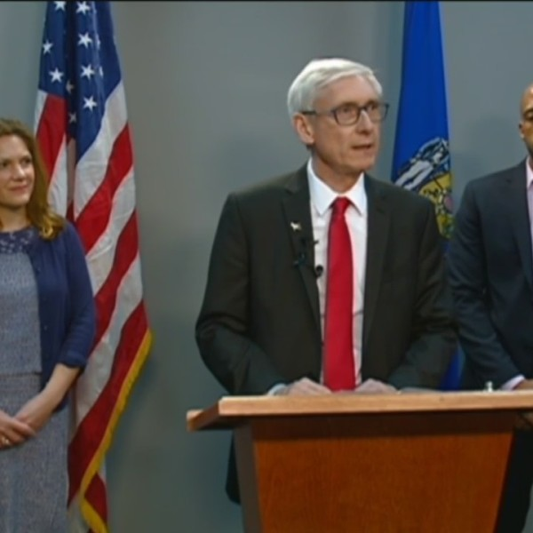 "Tony Evers Supports ""Red Flag"" Law"