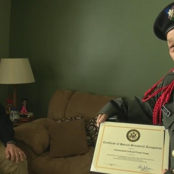 Veteran helps Veteran get recognition for service