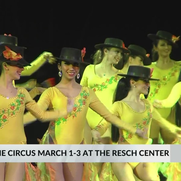 Beja Shrine Circus Returns to Green Bay