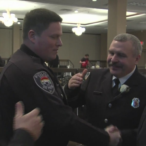 De Pere Public Safety Recognition Preview