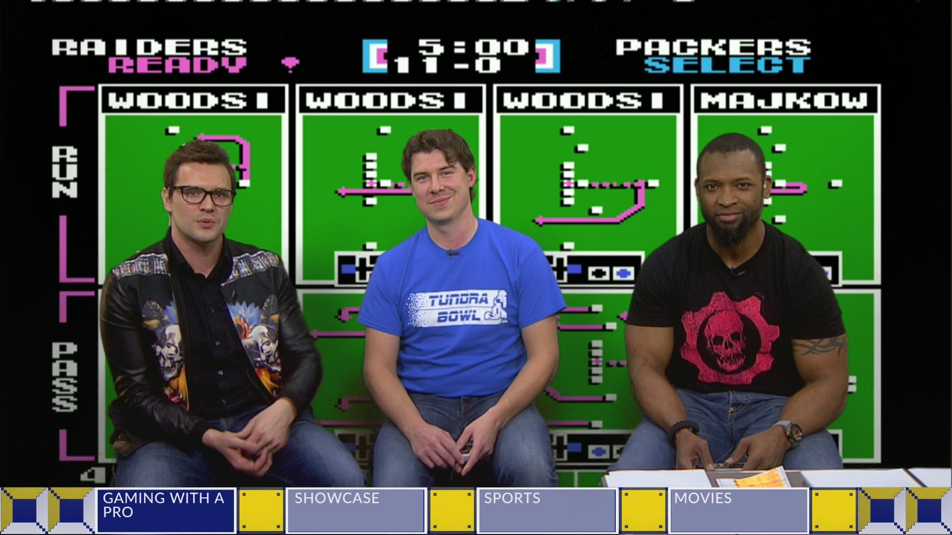 Game 'N Culture: Tecmo Super Bowl