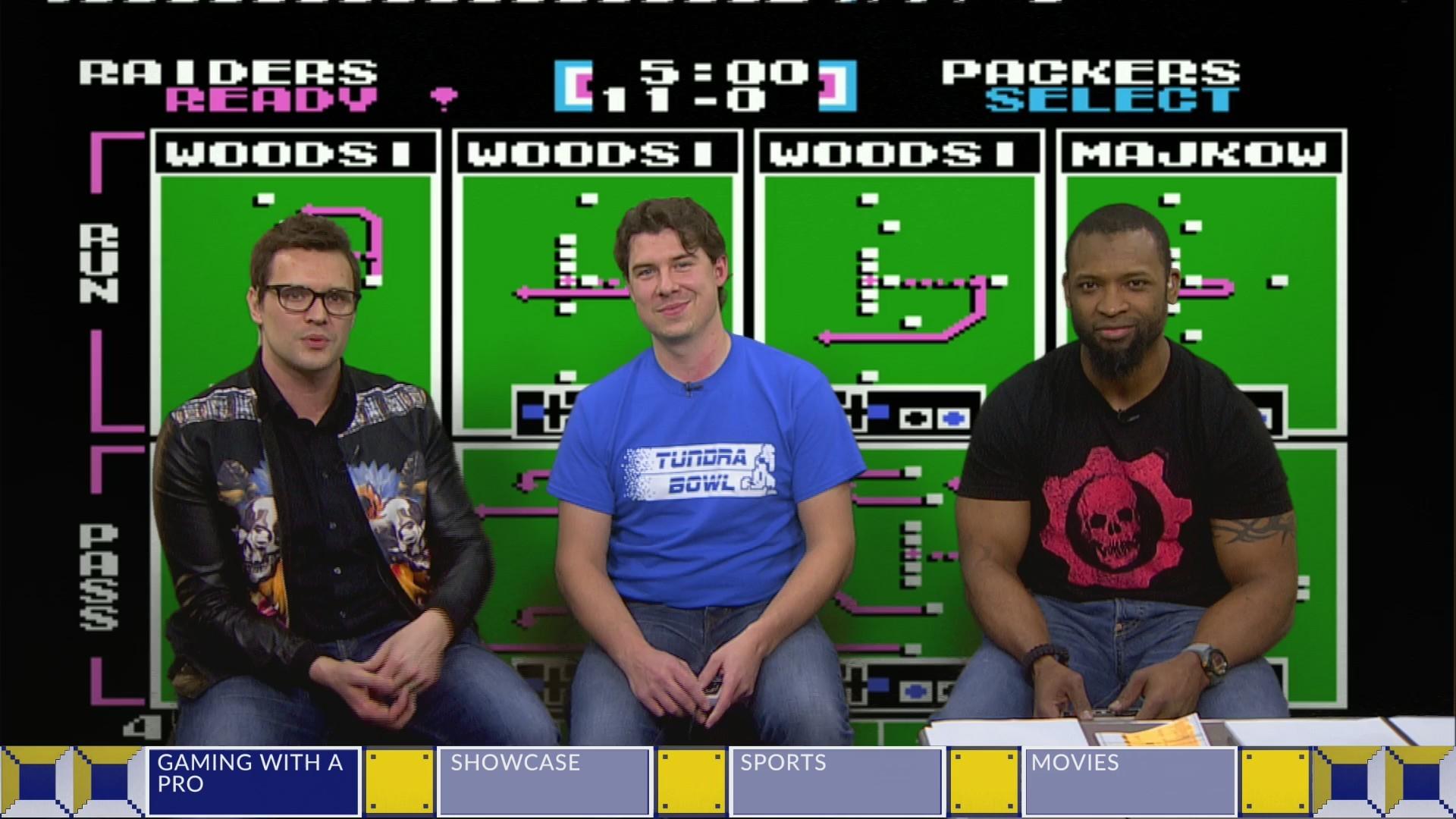 Game 'N Culture: Tecmo Super Bowl